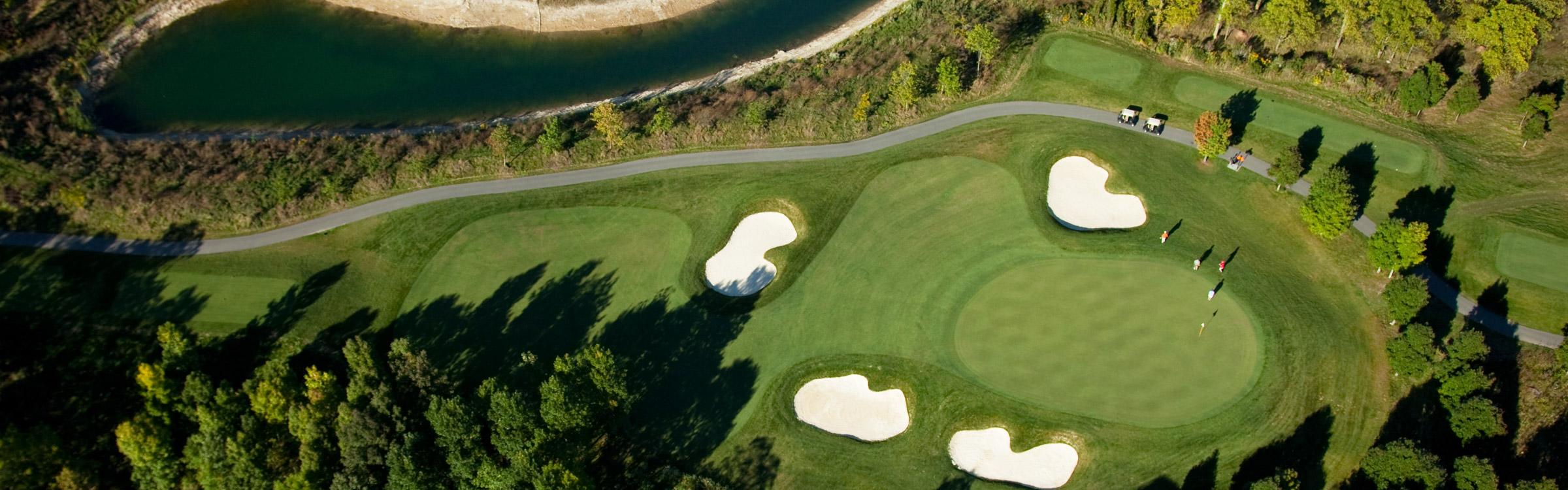 Dragon's Fire Golf Club